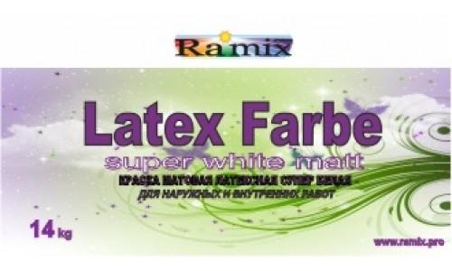 Краска латексная ВД-АК-1.17 база «А» LATEX FARBE