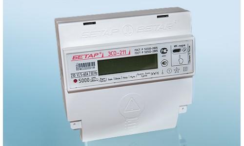Электросчетчик ЭСО-211.1AL1Q