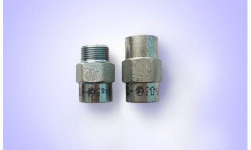Клапан термозапорный КТЗ (муфтовый) Dу - 20