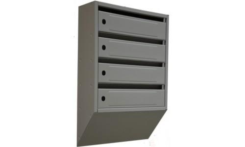 Шкаф почтовый «Эконом» ШАП (эк) - 4