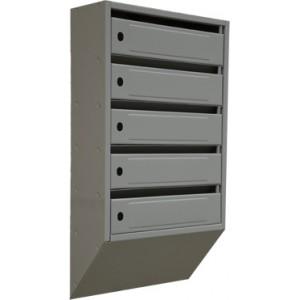 Шкаф почтовый «Эконом» ШАП (эк) - 5