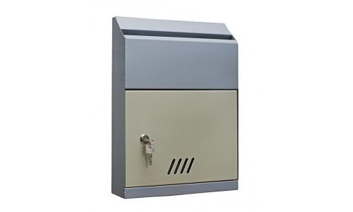 Ящики почтовые горизонтальные ШАП (г) 1 секция