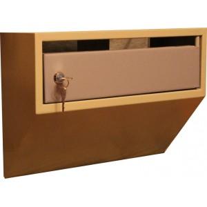 Шкаф почтовый щелевой ШАП (о) - 1