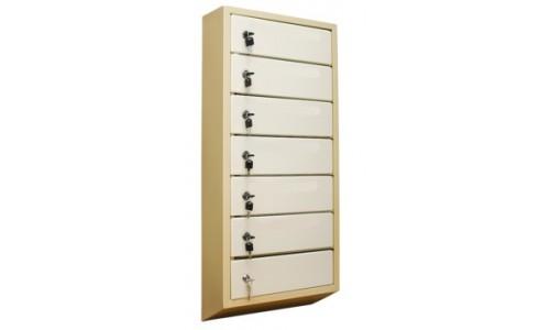 Шкаф почтовый антивандальный ШАП (т) - 01 6 секций без прорези