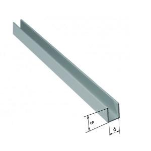 Профиль окантовочный П-образный Р1716